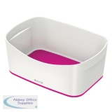 Leitz MyBox Storage Tray White/Pink 52571023