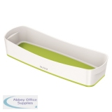 Leitz MyBox Organiser Tray Long White/Green 52581064