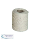 Flexocare Cotton Twine 125Gms Medium White (12 Pack) 77658008