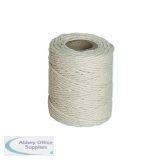 Flexocare Cotton Twine 250Gms Medium White (6 Pack) 77658009
