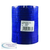 Polypropylene Tape 9mmx66m Blue (16 Pack) 70521253