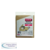Flexocare Parcel Wrapping Kit Brown (24 Pack) 9739PWeek01
