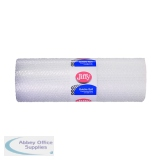 Jiffy Bubble Film Roll 600mmx25m Clear BROC53739