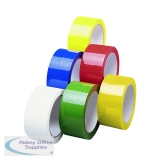 Green Polypropylene Tape 50mm x 66m (6 Pack) APPG-500066-LN
