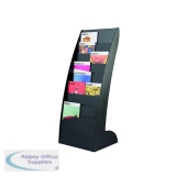 Fast Paper Curved Literature Display 285.01