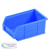 Barton Blue Small Parts Container 1.27 Litre (20 Pack) 10021