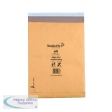 Mail Lite Padded Postal Bag Size J/6 314x450mm Gold (50 Pack) 100943512