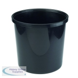 Avery Original Polypropylene Waste Bin 20 Litre Black 19BLK