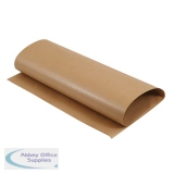 MyCafe Scotchban Greaseproof Paper Sheets 450x700mm 40gsm Brown (480 Pack) 101102