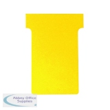 Nobo Yellow A110 Size 4 T-Cards (100 Pack) 32938926