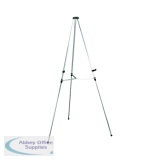 Nobo Telescopic Display Easel Silver