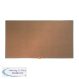 Nobo Widescreen Cork Noticeboard 32 Inch 1905306