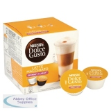 Nescafe Dolce Gusto Skinny Latte Capsules (48 Pack) 12051231