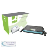Office Basics Samsung CLP-610ND/CLP-660ND Toner Cartridge Cyan CLP660C