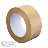 GoSecure Kraft Paper Tape 50mmx6m (6 Pack) RY10724