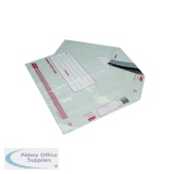 Go Secure Extra Strong Polythene Envelopes 345x430mm (25 Pack) PB08220