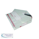 Go Secure Extra Strong Polythene Envelopes 460x430mm (25 Pack) PB08224
