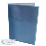 Pentel Recycology Clear A4 20 Pocket Blue Display Book (20 Pack) DCF242C