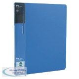 Pentel Recycology Wing A4 20 Pocket Blue Display Book (10 Pack) DCF442C