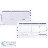 Custom Forms Pegasus Opera Security Payslips (1000 Pack) PF43