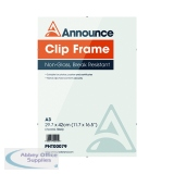 Photo Album Company A3 Signature Styrene Frameless Frame CF3042NG
