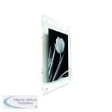Photo Album Company A4 Clear Acrylic Wall Frame ADPA4
