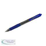 Pilot G207 Gel Ink Retractable Rollerball Pen Medium Blue (12 Pack) G2 BLUE