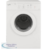 8kg Condenser Tumble Dryer White TVM07W