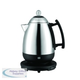 Dualit 1.5L Cordless Coffee Percolator Stainless Steel DA0601