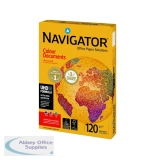 Navigator Colour Documents A4 Paper 120gsm (250 Pack) NAVA4120