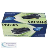 Philips LPF725/LPF755 Fax Toner Cartridge Black PFA721