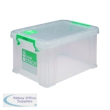 StoreStack Clear 1.7 Litre Storage Box W200 x D130 x H110mm RB00815