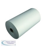 Premier White Telex Roll 1-Ply 214x120mm (6 Pack) TR91
