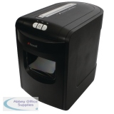 Rexel Black Mercury REX1023 Cross-Cut Shredder 2101995