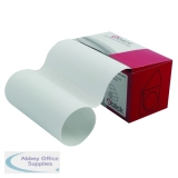 Blick Address Label Roll of 80 80x120mm TD80120 RS221555