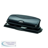 Rexel Precision P425 Black 25 Sheet 4 Hole Punch 2100755