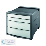 Rexel Choices Drawer Cabinet White 2115609