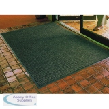 VFM Charcoal Deluxe 1219x1829mm Entrance Matting 312096