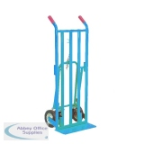 Red 3 Position Handtruck 354877