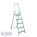 Aluminium 5 Step Ladder 358739
