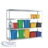 VFM Orange / Zinc Heavy Duty Galvanised Additional Shelf 378890