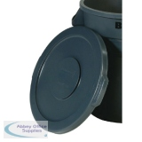 VFM Black Heavy Duty Container Lid 382206