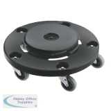 Brute Heavy Duty Container Dolly Black 382207