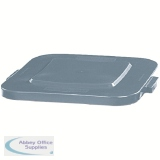 VFM Grey Lid for Square Container 382211