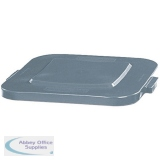 VFM Grey Lid for 3536 Square Container 382213
