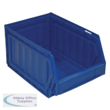 SBY24542 - Foldable Parts Bin/Drawer Blue 382600