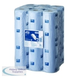 Tork C1 Couch Roll 2-Ply 54m Blue (9 Pack) 152250