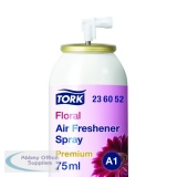 Tork Air Freshener Spray Refill A1 Floral 75ml 236052