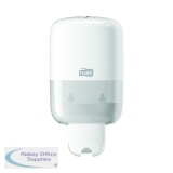 Tork White Mini Soap Dispenser With Intuition Sensor 561000