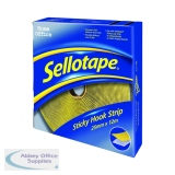 Sellotape Sticky Hook 25mmx12m 1445179